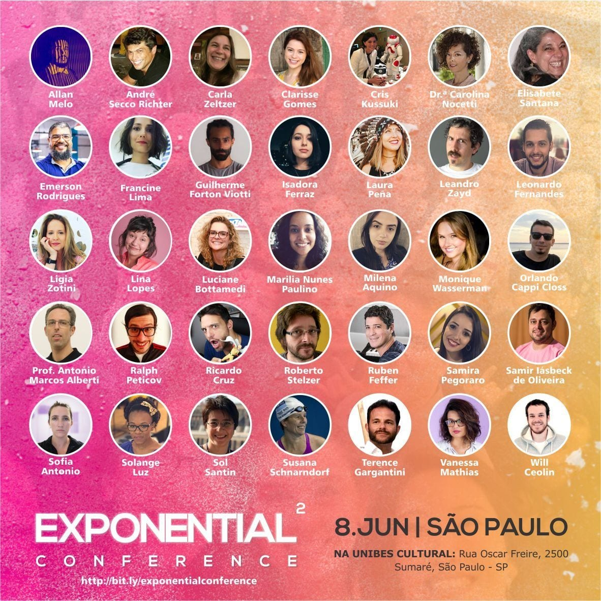 EXPONENTIAL-CONFERENCE